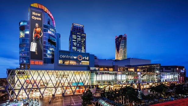Những thiên đường mua sắm tại Bangkok: Central World