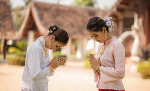 Văn hóa chào hỏi ở Thái Lan