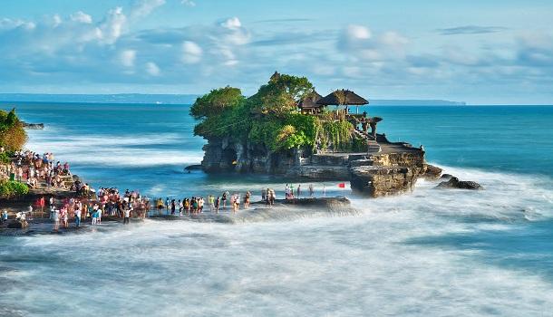 Đền Tanah Lot, Bali