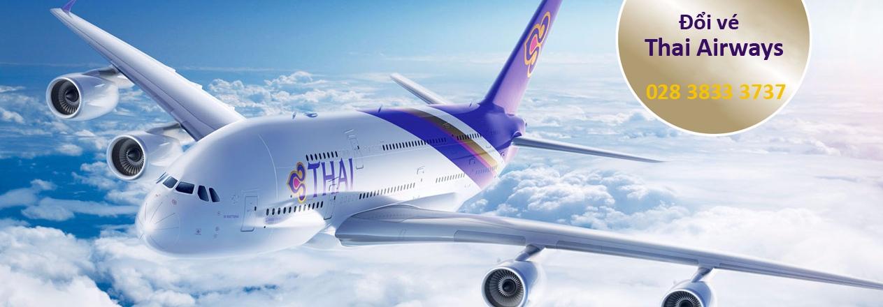 Đổi vé Thai Airways