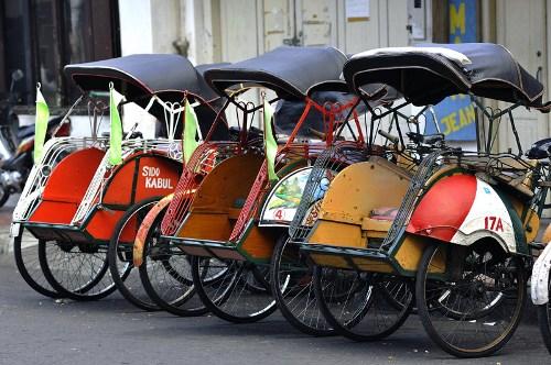 Phương tiện đi lại tại Bali