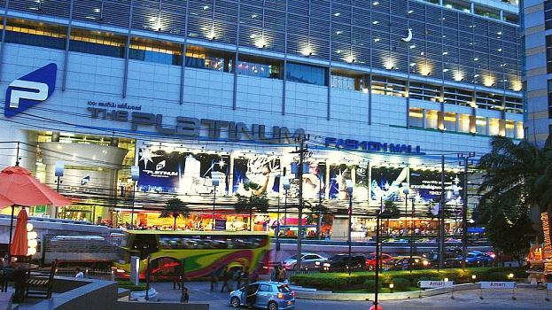 Platinum Bangkok, Thailand