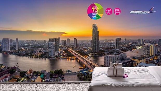 Thai Airways khuyến mãi đường bay mới đi Cao Hùng