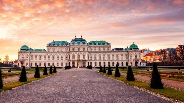 Thai Airways khuyến mãi đi Vienna dành cho 2 người