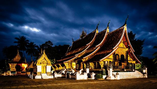 Vé máy bay đi Luang Prabang