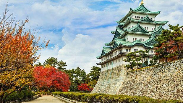 Vé máy bay đi Nagoya Nhật Bản giá rẻ của Thai Airways