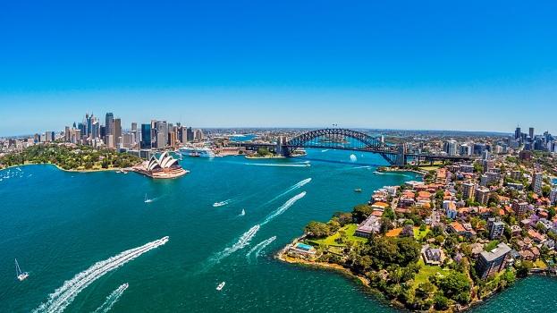 Vé máy bay Thai Airways đi Sydney