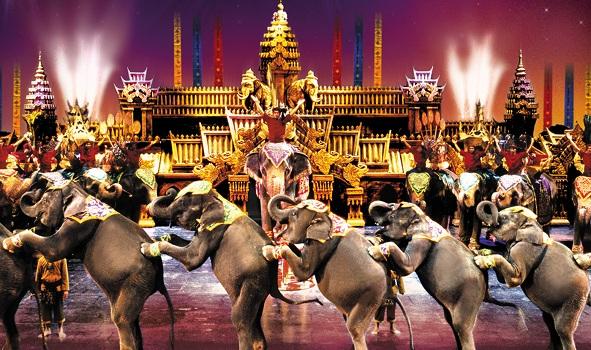 Show Fantasea Phuket