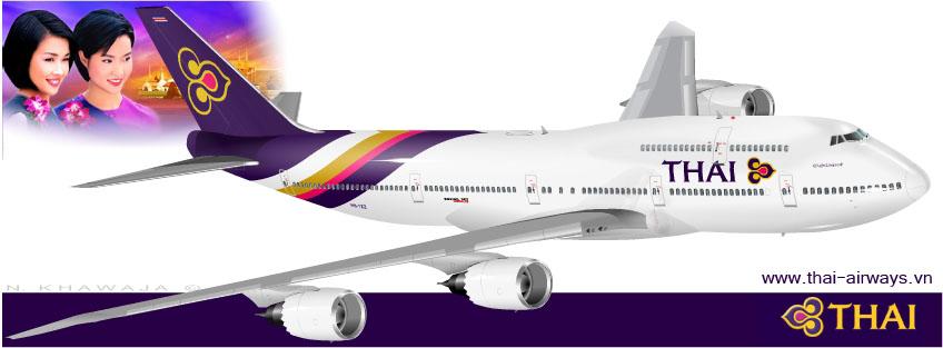 Dich vu Thai Airways