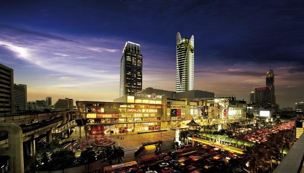Trung tâm thương mại Central World Bangkok
