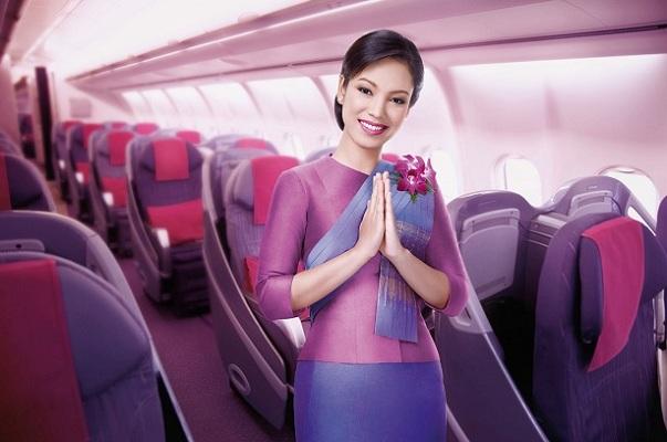 Đại lý thai airways tại Việt Nam