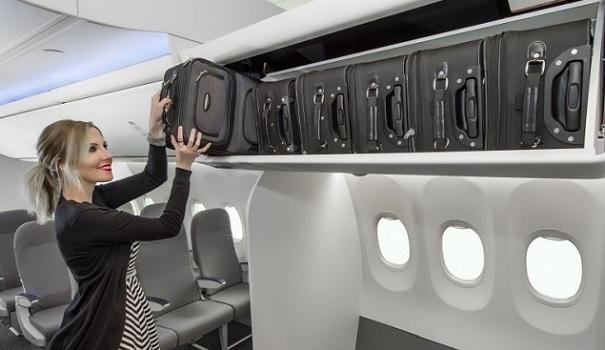 Hành lý miễn cước Thai Airways