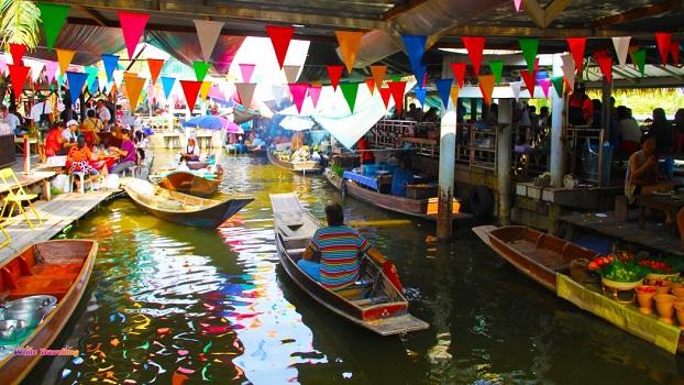 Chợ Taling Chan, Bangkok