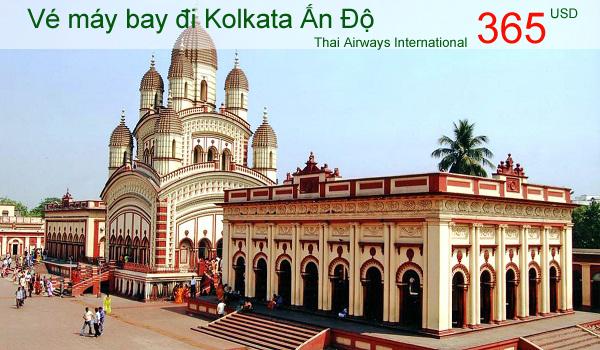 Vé máy bay đi Kolkata