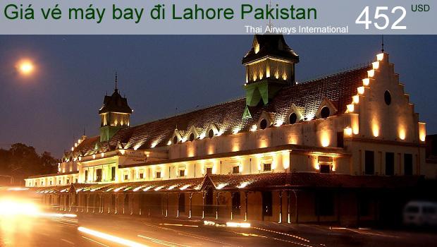 Vé máy bay đi Lahore Pakistan
