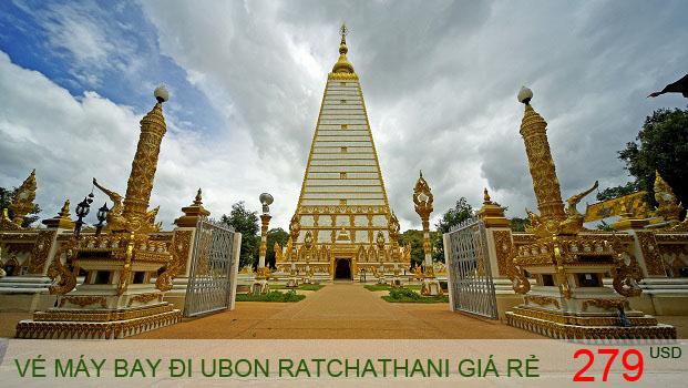 Vé máy bay đi Ubon Ratchathani