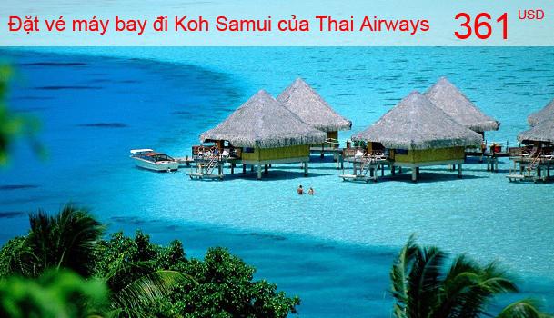 Vé máy bay đi Koh Samui