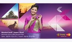 Khuyến mãi đặc biệt từ Hà Nội với Mastercard